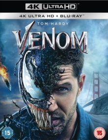 Venom, Blu-ray BluRay