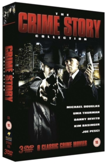 The Crime Story Collection, DVD DVD