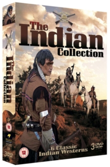 The Indian Collection, DVD DVD