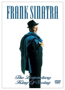 Frank Sinatra: The Legendary King of Swing, DVD  DVD