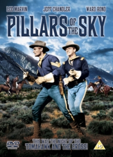 Pillars of the Sky, DVD  DVD