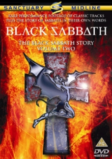 Black Sabbath: The Black Sabbath Story - Volume 2 - 1978-1992, DVD  DVD