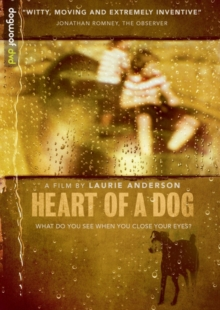 Heart of a Dog, DVD DVD