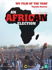 An  African Election, DVD DVD