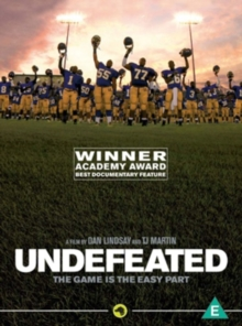 Undefeated, DVD  DVD