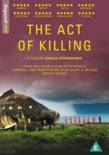The Act of Killing, DVD DVD