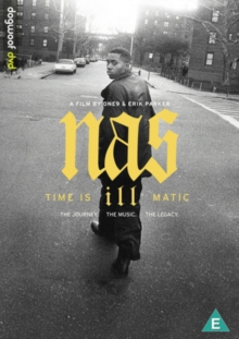 Nas: Time Is Illmatic, DVD  DVD