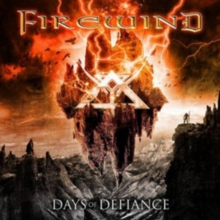 Days of Defiance (Limited Edition), CD / Album Digipak Cd