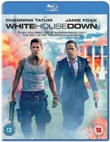 White House Down, Blu-ray  BluRay