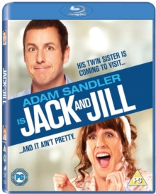 Jack and Jill, Blu-ray  BluRay
