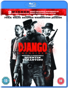 Django Unchained, Blu-ray  BluRay