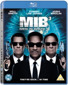 Men in Black 3, Blu-ray  BluRay