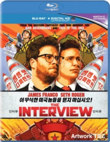 The Interview, Blu-ray BluRay