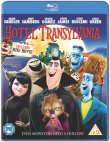 Hotel Transylvania, Blu-ray  BluRay