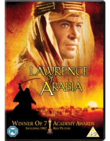 Lawrence of Arabia, DVD  DVD