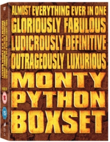 Monty Python: Almost Everything, DVD  DVD