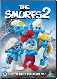 The Smurfs 2, DVD DVD