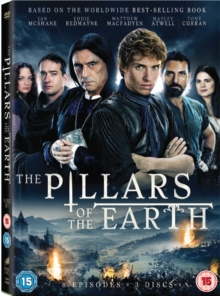 The Pillars of the Earth, DVD DVD