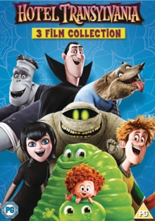 Hotel Transylvania: 3-film Collection