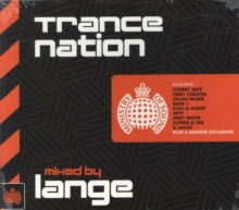 Trance Nation: Mixed By Lange, CD / Album Cd