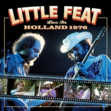 Little Feat: Live in Holland - 1976, DVD  DVD