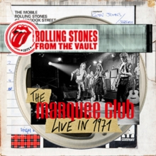 The Rolling Stones: From the Vault - 1971, DVD DVD