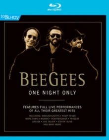The Bee Gees: One Night Only, Blu-ray BluRay