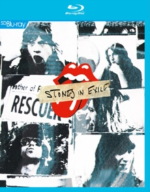 The Rolling Stones: Stones in Exile, Blu-ray BluRay