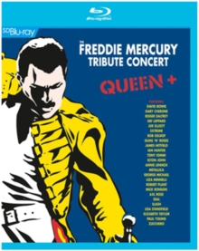 The Freddie Mercury Tribute Concert, Blu-ray BluRay