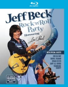 Jeff Beck: Rock 'N' Roll Party - Honouring Les Paul, Blu-ray BluRay