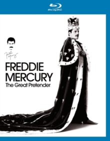 Freddie Mercury: The Great Pretender, Blu-ray  BluRay