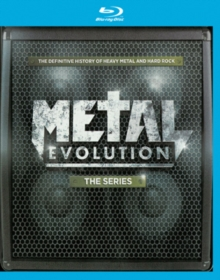 Metal Evolution, Blu-ray BluRay