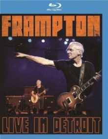 Peter Frampton: Live in Detroit, Blu-ray BluRay