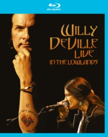 Willy DeVille: Live in the Lowlands, Blu-ray BluRay