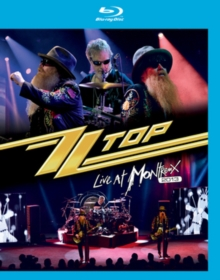 ZZ Top: Live at Montreux 2013, Blu-ray  BluRay