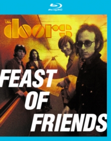 The Doors: Feast of Friends, Blu-ray BluRay