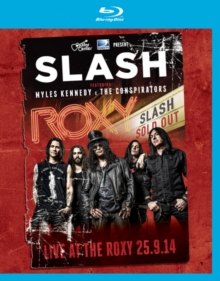 Slash Featuring Myles Kennedy and the Conspirators: Live At..., Blu-ray BluRay