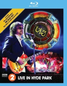 Jeff Lynne's ELO: Live in Hyde Park, Blu-ray  BluRay