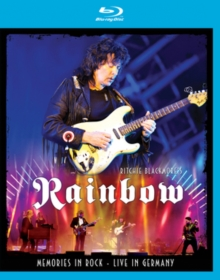 Ritchie Blackmore's Rainbow: Memories in Rock - Live in Germany, Blu-ray BluRay