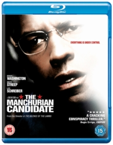The Manchurian Candidate, Blu-ray BluRay