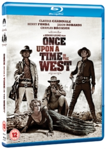 Once Upon a Time in the West, Blu-ray  BluRay