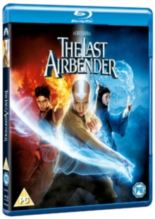 The Last Airbender, Blu-ray BluRay