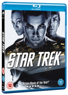 Star Trek, Blu-ray  BluRay