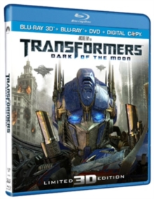 Transformers: Dark of the Moon, Blu-ray  BluRay