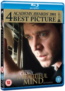 A   Beautiful Mind, Blu-ray BluRay