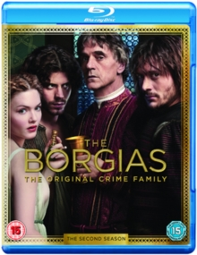 The Borgias: Season 2, Blu-ray BluRay