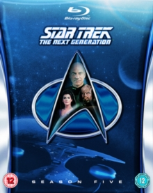 Star Trek the Next Generation: The Complete Season 5, Blu-ray  BluRay