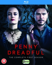 Penny Dreadful: The Complete First Season, Blu-ray  BluRay