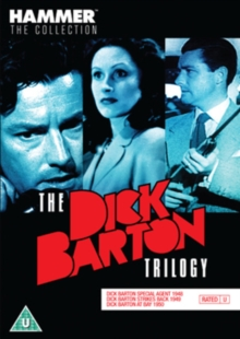 Dick Barton, Special Agent/Dick Barton Strikes Back/Dick Barton.., DVD  DVD
