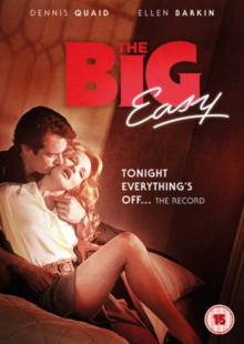 The Big Easy, DVD DVD